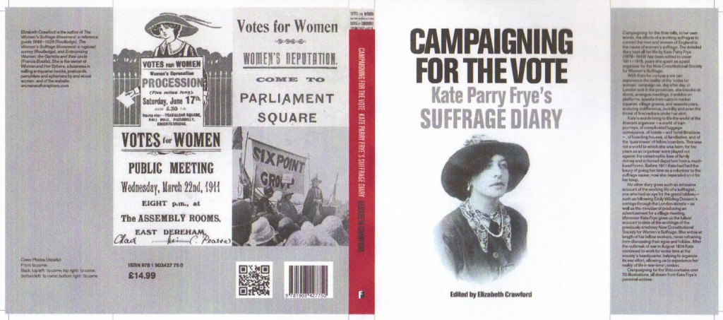 Campaigning for the Vote cover_Elizabeth Crawford