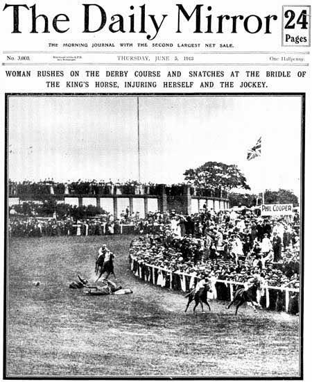 DailyMirror_Derby_Frontpage_1913