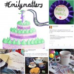 #Emilymatters – Birthday Celebrations 2016 – you're invited!
