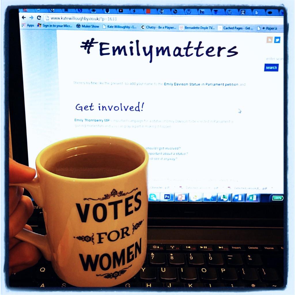 Emilymatters VFW mug