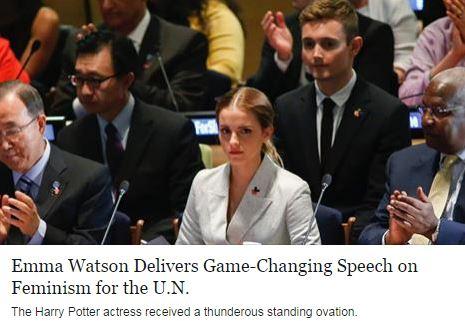 Emma Watson Game Changing UN speech_23Sept14