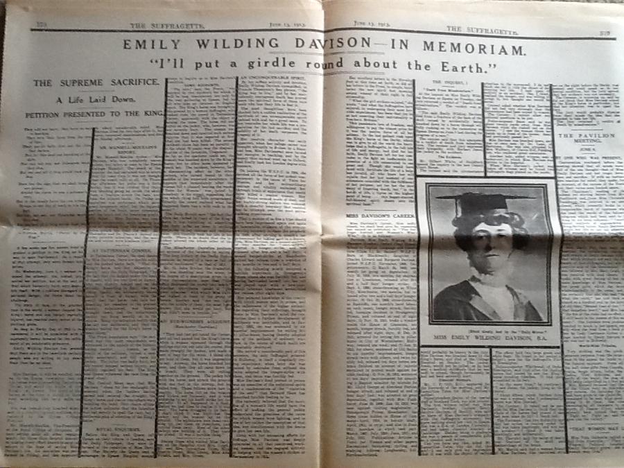 Suffragette_Tribute_Eileen Luscombe