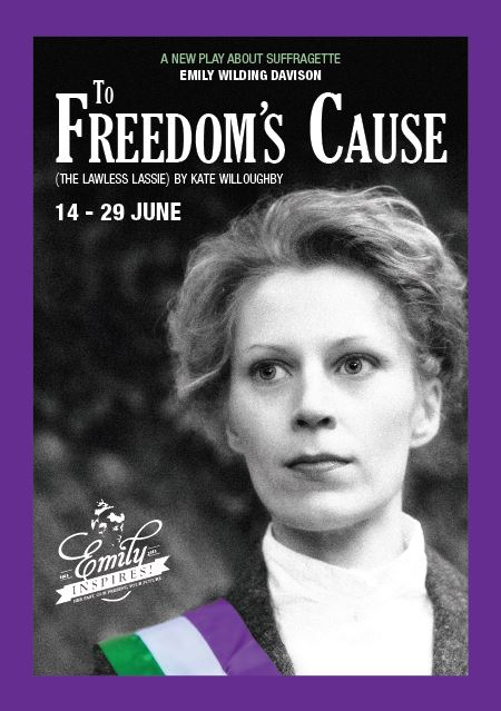 To Freedom's Cause flyer