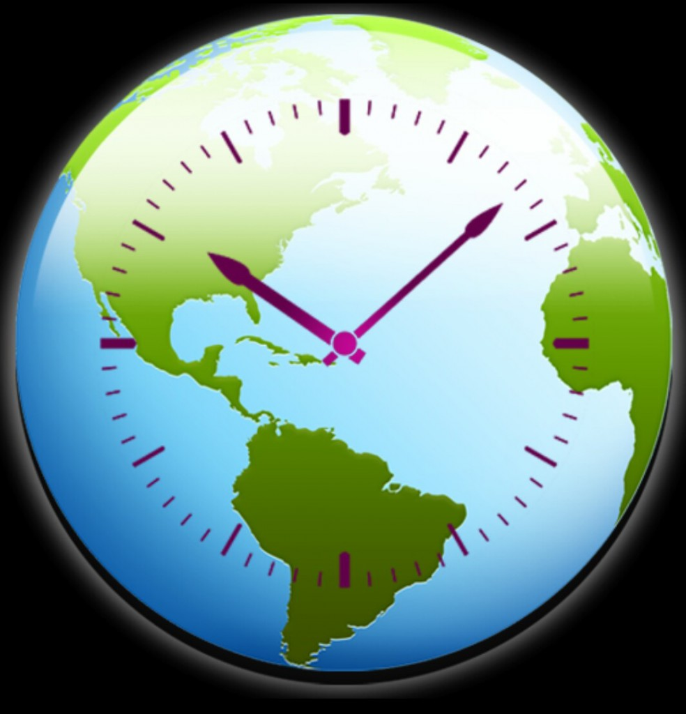 WORLD_CLOCK_Zekab Apps via Android
